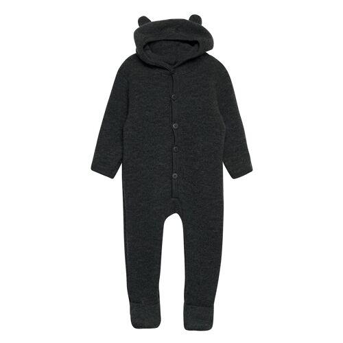 FIXONI Hush Wool Wholesuit Outerwear Base Layers Grau FIXONI Grau 68,74,56,62,50