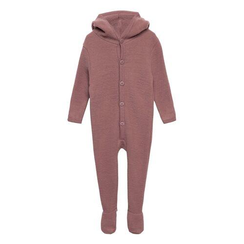FIXONI Hush Wool Wholesuit Outerwear Base Layers Pink FIXONI Pink 68,56,62,74,50