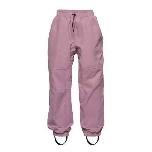 ISBJÖRN OF SWEDEN Rain Pant 2l Outerwear Rainwear Bottoms Pink ISBJÖRN OF SWEDEN Pink 122-128,110-116,98-104,86-92
