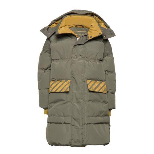 UNAUTHORIZED Cody Down Jacket, K Gefütterte Jacke Grün UNAUTHORIZED Grün 140,116