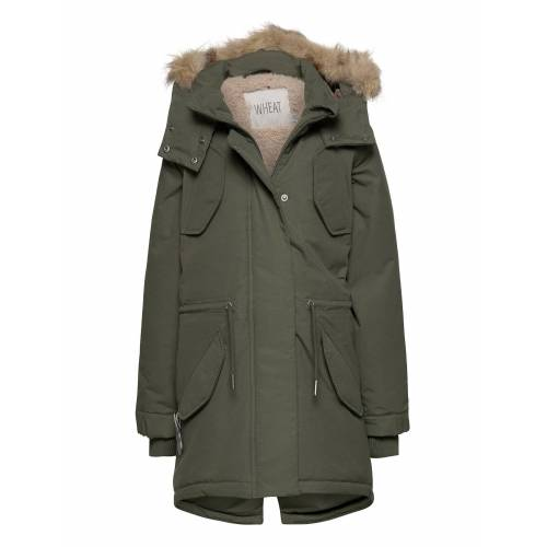WHEAT Parka Sella Tech Parka Jacke Grün WHEAT Grün 122,98,110,104,116