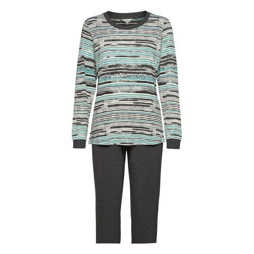 LADY AVENUE Soft Bamboo - Long Pyjamas Pyjama Blau LADY AVENUE Blau M,XXL,L,S,XL,XS