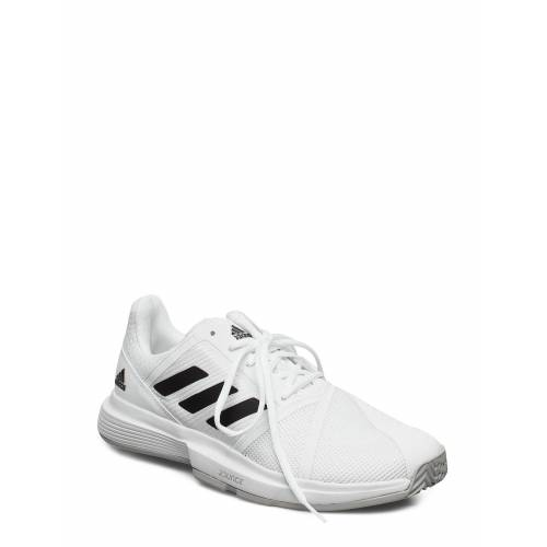 ADIDAS TENNIS Courtjam Bounce Shoes Shoes Sport Shoes Training Shoes- Golf/tennis/fitness Weiß ADIDAS TENNIS Weiß 46