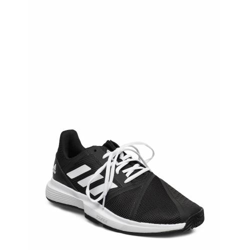 ADIDAS TENNIS Courtjam Bounce M Shoes Sport Shoes Training Shoes- Golf/tennis/fitness Schwarz ADIDAS TENNIS Schwarz 42 2/3,44,46
