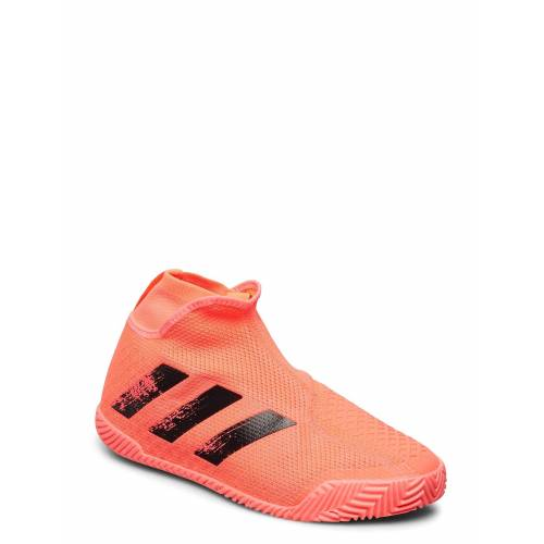 ADIDAS TENNIS Stycon Laceless Tokyo Tennis Shoes Shoes Sport Shoes Training Shoes- Golf/tennis/fitness Pink ADIDAS TENNIS Pink 43 1/3,44,42 2/3,41 1/3,42,44 2/3,46,40 2/3,45 1/3