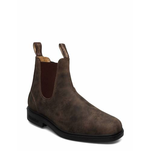 Blundstone Bl Dress Boots Shoes Chelsea Boots Braun BLUNDST Braun 42,43,45,44,40,41