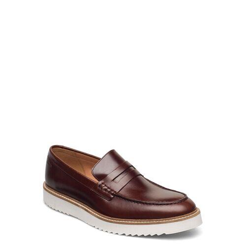 Clarks Ernest Free Loafers Flache Schuhe Braun CLARKS Braun 44,43,42.5,41,42,40,44.5,45,41.5