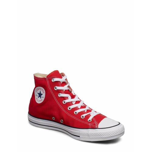 Converse All Star Hi Red Hohe Sneaker Rot CONVERSE Rot 39,40,39.5,38,42,36,46,43,37,42.5,37.5,41,45,44,41.5,44.5,36.5,46.5,35,48