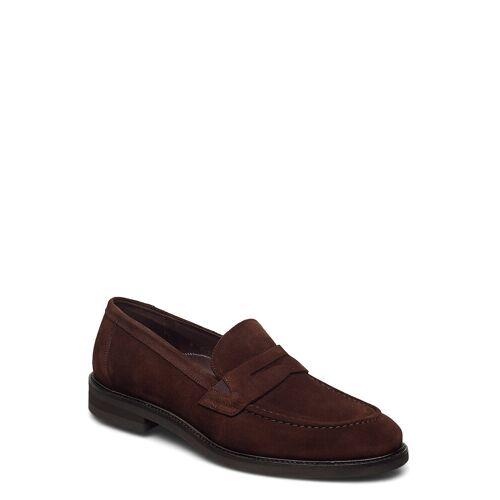 Lloyd Reed Loafers Flache Schuhe Braun LLOYD Braun 43,42.5,44,42,44.5,41,46,45,40.5