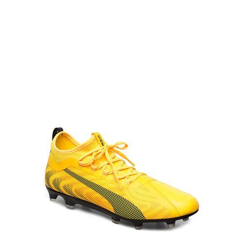 Puma 20.2 Fg/Ag Shoes Sport Shoes Football Boots Gelb PUMA Gelb 43,42,45,46
