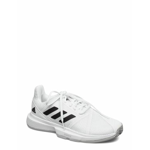 ADIDAS TENNIS Courtjam Bounce W Shoes Sport Shoes Training Shoes- Golf/tennis/fitness Weiß ADIDAS TENNIS Weiß 41 1/3,36 2/3,36