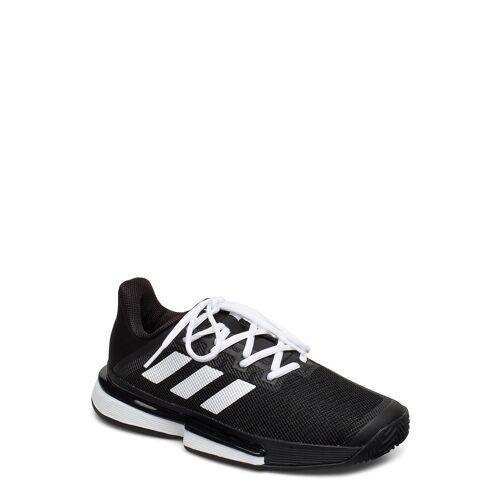 ADIDAS TENNIS Solematch Bounce W Shoes Sport Shoes Training Shoes- Golf/tennis/fitness Schwarz ADIDAS TENNIS Schwarz 40,36 2/3,41 1/3,38,40 2/3,37 1/3,42