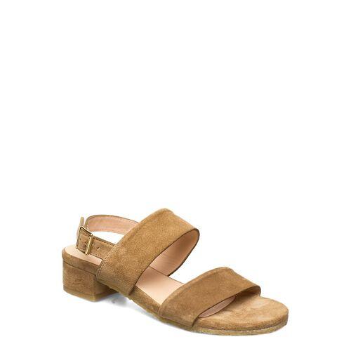 ANGULUS Sandals - Flat Sandale Mit Absatz Braun ANGULUS Braun 39,37,37.5,40.5