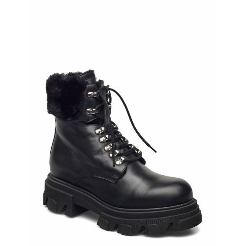 APAIR Chuncky Ski Shoes Boots Ankle Boots Ankle Boot - Flat Schwarz APAIR Schwarz 39,37,40,41