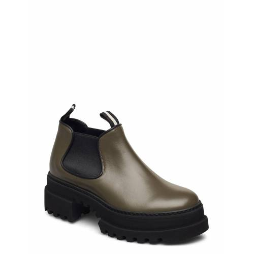 BALLY Giordy/21 Shoes Boots Ankle Boots Ankle Boot - Flat Schwarz BALLY Schwarz 39,37,41