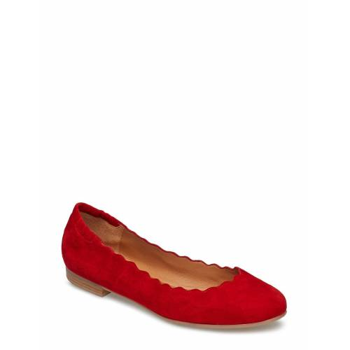 BILLI BI Shoes Ballerinas Ballerinaschuhe Rot BILLI BI Rot 37,36