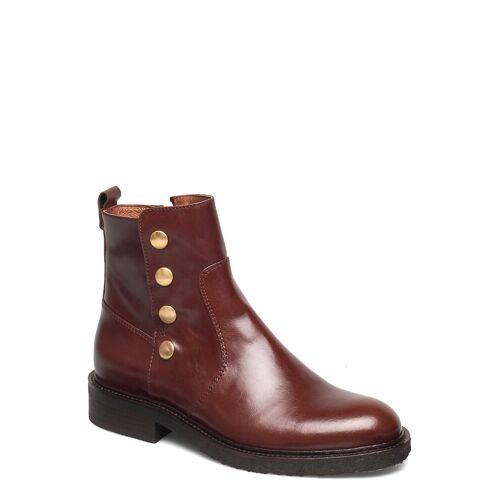 BILLI BI Boots 3526 Shoes Boots Ankle Boots Ankle Boot - Flat Braun BILLI BI Braun 38