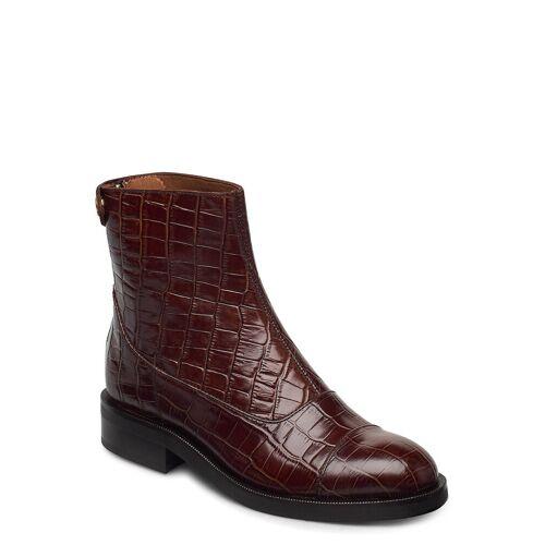 BILLI BI Boots 3542 Shoes Boots Ankle Boots Ankle Boot - Flat Braun BILLI BI Braun 39,36