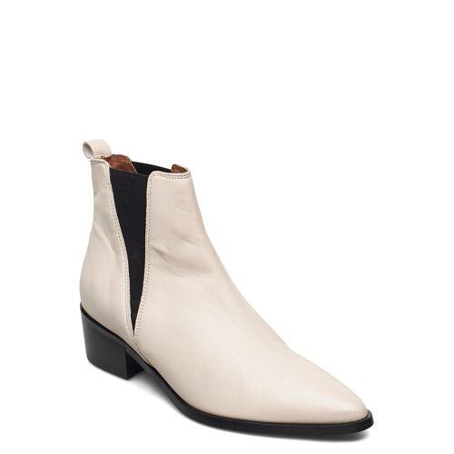 BILLI BI Boots 3691 Shoes Boots Ankle Boots Ankle Boot - Heel Weiß BILLI BI Weiß 39,40