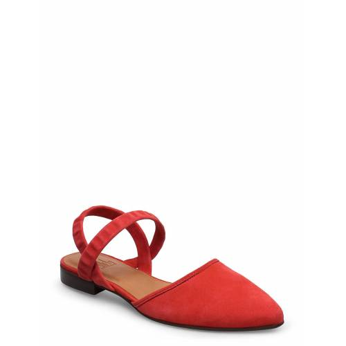 BILLI BI Shoes 4104 Ballerinas Ballerinaschuhe Rot BILLI BI Rot 38,39,37,40,36