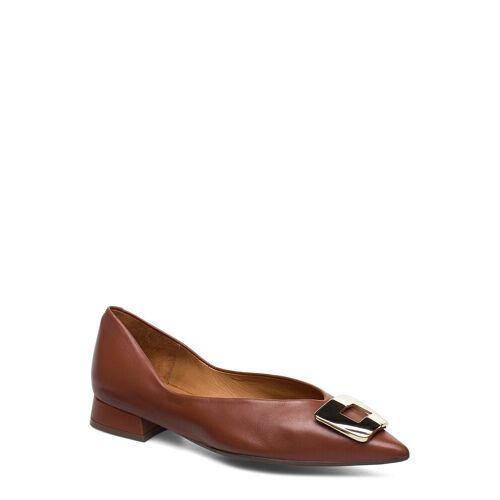 BILLI BI Shoes 4511 Ballerinas Ballerinaschuhe Beige BILLI BI Beige 41,40,37