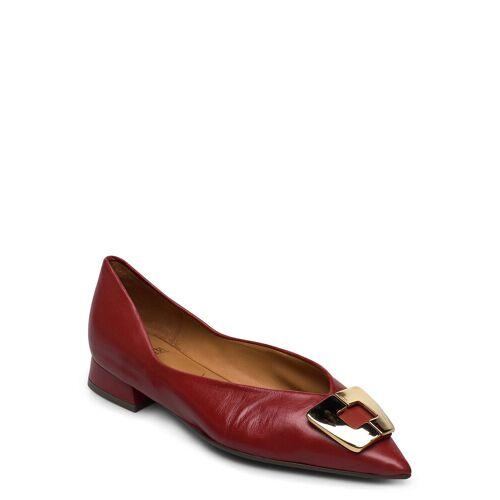 BILLI BI Shoes 4511 Ballerinas Ballerinaschuhe Rot BILLI BI Rot 38
