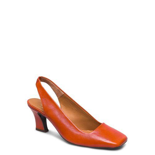 BILLI BI Pumps 4561 Shoes Heels Pumps Sling Backs Orange BILLI BI Orange 36,37.5,38