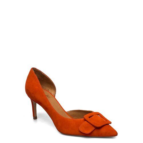 BILLI BI Pumps 4582 Shoes Heels Pumps Classic Orange BILLI BI Orange 36