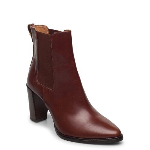 BILLI BI Boots 7792 Shoes Boots Ankle Boots Ankle Boot - Heel Braun BILLI BI Braun 39,38,40,36,37,41