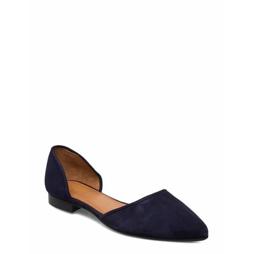 BILLI BI Shoes 8660 Ballerinas Ballerinaschuhe Blau BILLI BI Blau 37,36