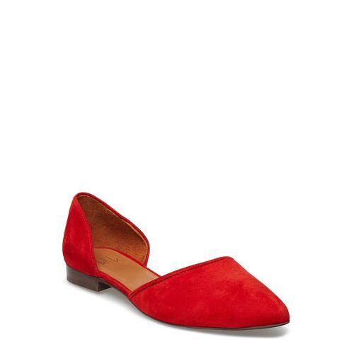BILLI BI Shoes 8660 Ballerinas Ballerinaschuhe Rot BILLI BI Rot