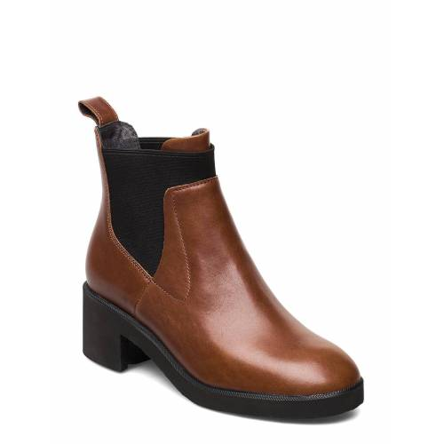 Camper Wonder Shoes Boots Ankle Boots Ankle Boot - Heel Braun CAMPER Braun 40,39