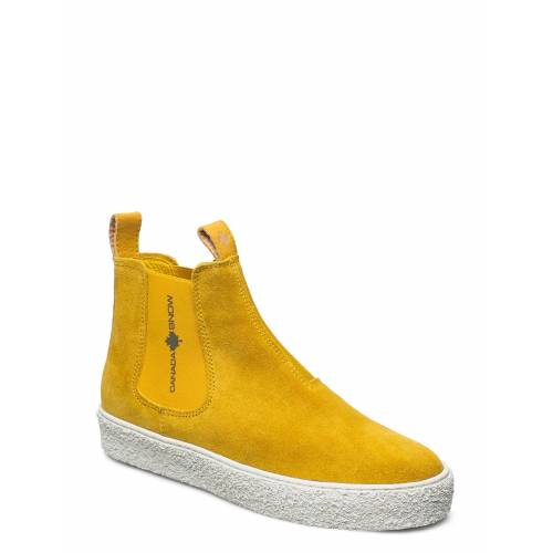 CANADA SNOW Mount Verm Shoes Chelsea Boots Gelb CANADA SNOW Gelb 39,36