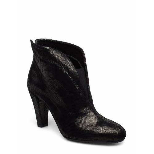 CARVELA KURT GEIGER Rida Shoes Boots Ankle Boots Ankle Boot - Heel Schwarz CARVELA KURT GEIGER Schwarz 39,38,40