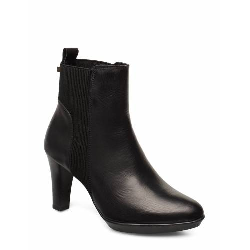 CARVELA KURT GEIGER Ramon Shoes Boots Ankle Boots Ankle Boot - Heel Schwarz CARVELA KURT GEIGER Schwarz 39