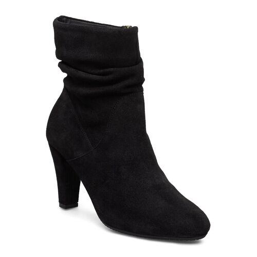 CARVELA KURT GEIGER Rita Shoes Boots Ankle Boots Ankle Boot - Heel Schwarz CARVELA KURT GEIGER Schwarz 39,40