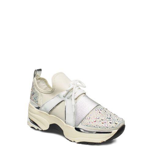 CARVELA KURT GEIGER Laurence Niedrige Sneaker Creme CARVELA KURT GEIGER Creme 38,41,40