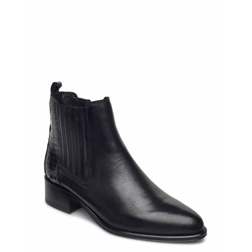 DASIA Abele Shoes Boots Ankle Boots Ankle Boot - Heel Schwarz DASIA Schwarz 39,40,37,36,41