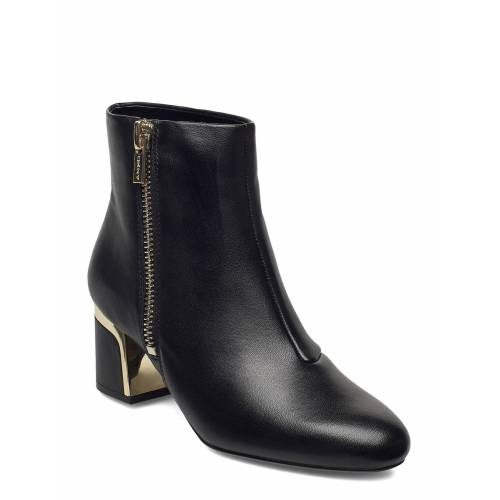 DKNY Crosbi - Ankle Boot Shoes Boots Ankle Boots Ankle Boot - Heel Schwarz DKNY Schwarz 39,38,40,41,36,37