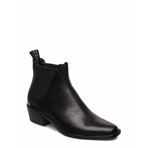 DKNY Michelle Shoes Boots Ankle Boots Ankle Boot - Heel Schwarz DKNY Schwarz 37,38,39,41
