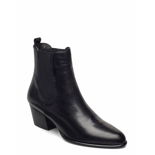 DUNE LONDON Pattersson Shoes Boots Ankle Boots Ankle Boot - Heel Schwarz DUNE LONDON Schwarz 37,38,39,40,36,41