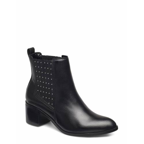 DUNE LONDON Plaza Shoes Boots Ankle Boots Ankle Boot - Heel Schwarz DUNE LONDON Schwarz 39,38,37,36