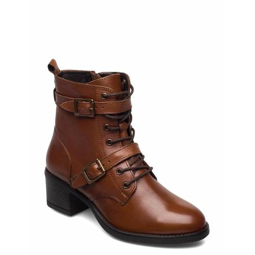 DUNE LONDON Paxt 2 Shoes Boots Ankle Boots Ankle Boot - Heel Braun DUNE LONDON Braun 37,39,36,40,38,41
