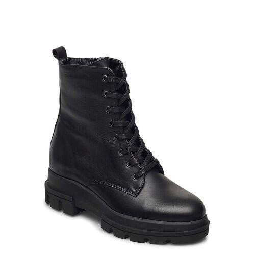 DUNE LONDON Parque T Shoes Boots Ankle Boots Ankle Boot - Flat Schwarz DUNE LONDON Schwarz 38,39,36