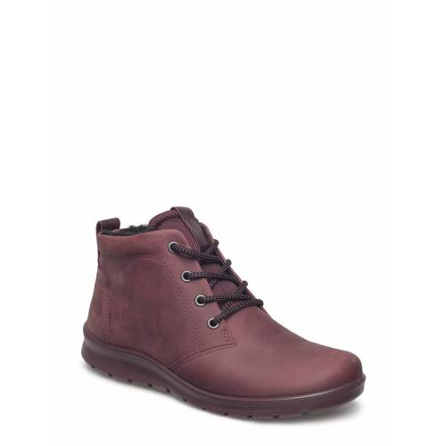 ECCO Babett Boot Shoes Boots Ankle Boots Ankle Boot - Flat Rot ECCO Rot