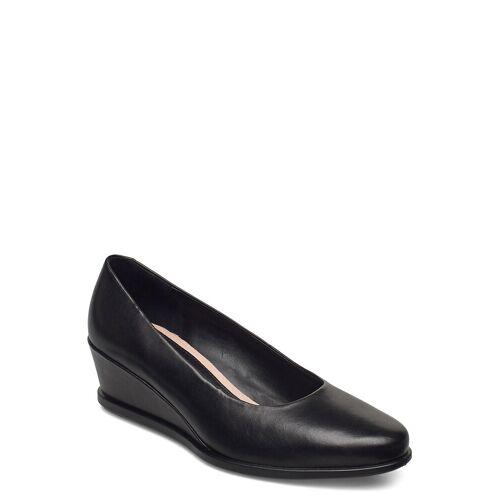 ECCO Shape 45 Wedge Shoes Heels Pumps Classic Schwarz ECCO Schwarz 40,39,38,37,41,36,35
