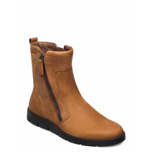 ECCO Bella Shoes Boots Ankle Boots Ankle Boot - Flat Braun ECCO Braun 38,37,41
