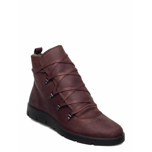 ECCO Bella Shoes Boots Ankle Boots Ankle Boot - Flat Braun ECCO Braun 39,38,37,41,36,42