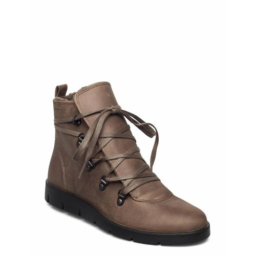 ECCO Bella Shoes Boots Ankle Boots Ankle Boot - Flat Braun ECCO Braun 39,40,38,37