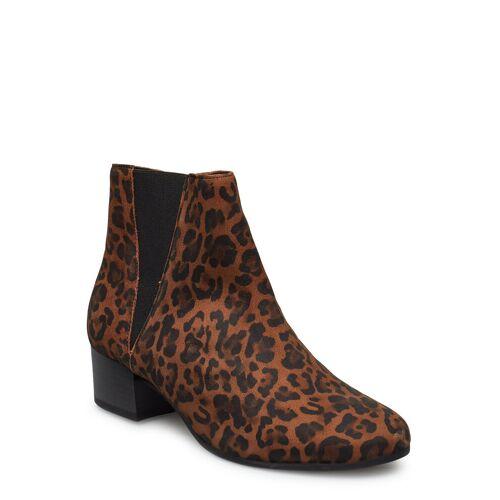 Gabor Ankle Boots Shoes Boots Ankle Boots Ankle Boot - Heel Braun GABOR Braun 39,36,37,37.5,35.5
